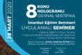 28 Mart İstanbul Okul Öncesi Semineri